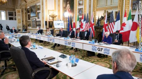 G7 backs Biden's sweeping overhaul of global tax system
