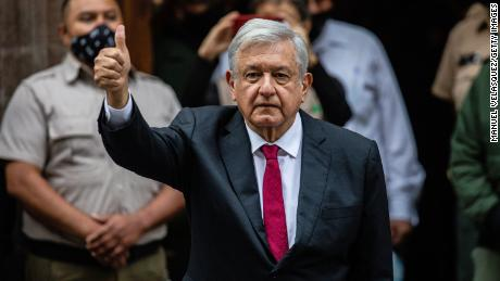 The president of Mexico loses power in mid-term elections marked by violence