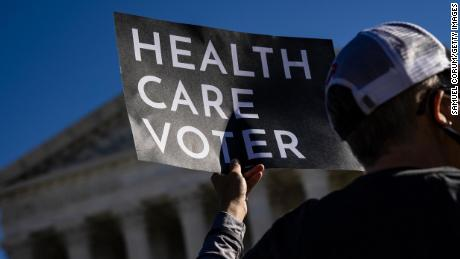Supreme Court dismisses challenge to Affordable Care Act, leaving it in place