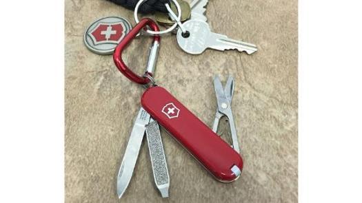 Victorinox Swiss Army Classic Pocket Knife