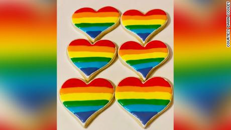 A Texas bakery lost customers after selling rainbow Pride cookies. Thanks to supporters, it has sold out of cookies every day since