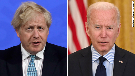 Boris and Biden: A diplomatic odd couple faces pressure to define the US-UK relationship