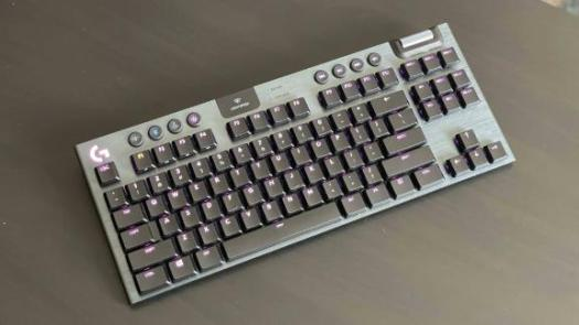 Logitech G915 TKL review: A great mechanical keyboard for work and play 6