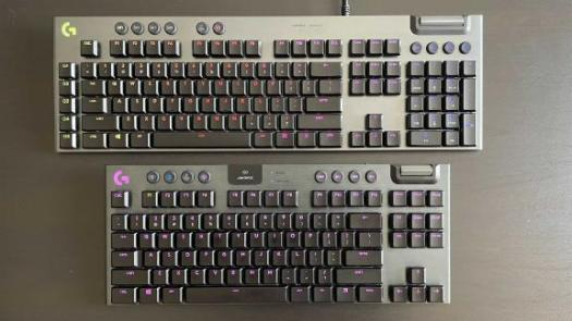 Logitech G915 TKL review: A great mechanical keyboard for work and play 3