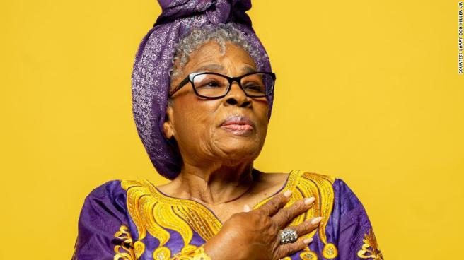 """Activist Opal Lee is at the center of Juneteenth becoming a national holiday. Known as the """"Grandmother of Juneteenth,"""" her mission pushed the day to become federally recognized."""