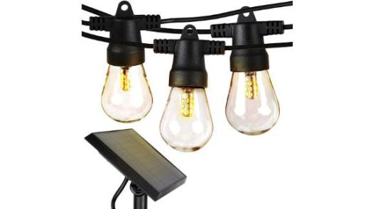 Brightech Ambience Pro Outdoor String Lights