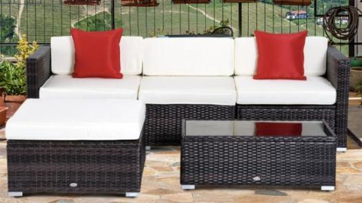 Hazen 376 - Person Seating Group with Cushions