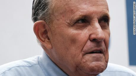 Rudy Giuliani suspended from practicing law in New York state