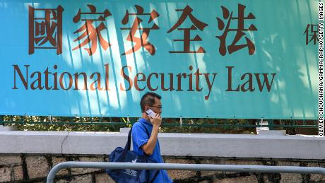 One year after Hong Kong's national security law, residents feel Beijing's tightening grip