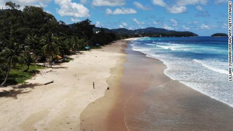 Thailand's most popular island, Phuket reopens to vaccinated international travelers