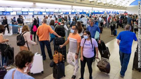 July 4 travel will be back with vengeance as Americans 'go back to life'