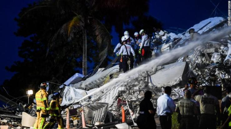 Condo Collapse Update: Demolition at Surfside Collapse Site May…