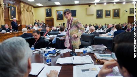 DeLauro says her own family experiences drove her to fight for progressive policies on Capitol Hill.