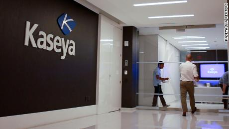 Kaseya says up to 1,500 businesses compromised in massive ransomware attack
