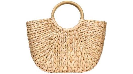 YYW Summer Rattan Bag