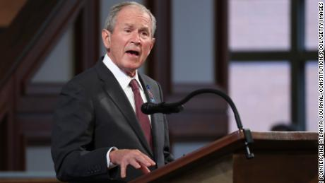 Bush calls Afghanistan withdrawal a mistake, says consequences will be 'unbelievably bad'