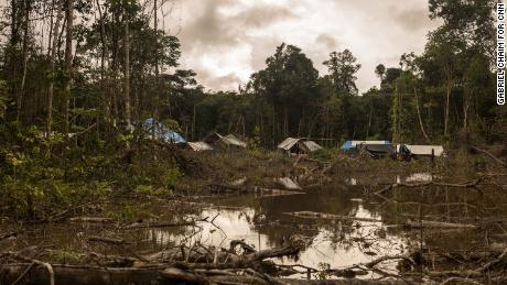 Police have been listening to their complaints, according to the Yanomami.