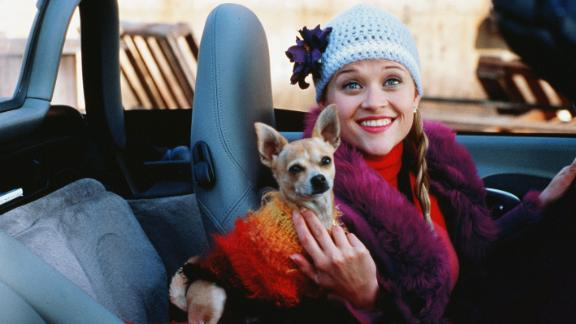 """The recent resurgence of 2000s style has cemented """"Legally Blonde""""'s credence in the fashion world."""