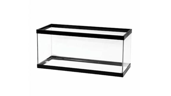 Aqueon Standard Glass Aquarium Tank 20 Gallon Long