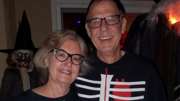 """Nancy Marlin, who had a kidney transplant, and Fred Kolkhorst, who had a heart transplant, are """"still living a quarantined life."""""""
