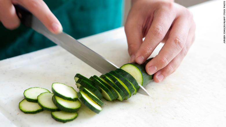 Zucchini's strength is a chameleon-like ability to blend seamlessly into many dishes.