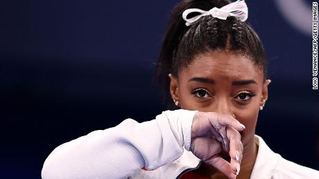 The problem that Simone Biles just laid bare