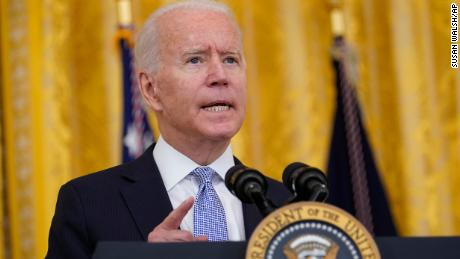 Biden opens up new front in Covid-19 vaccination war as concerns over variant deepen