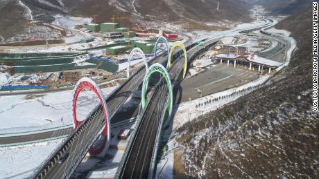 The Beijing Winter Games poses a challenge for 'zero-covid' China.