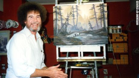 New Bob Ross documentary complicates the legacy of an artist who painted 'happy little trees'