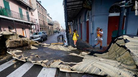 How Hurricane Ida compares to Hurricane Katrina