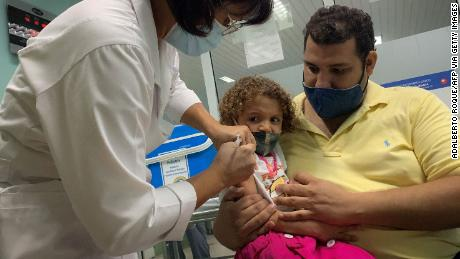 The countries that are vaccinating children against Covid-19