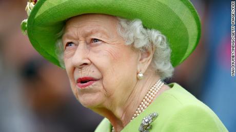 محل نے تصدیق کی کہ ملکہ الزبتھ نے شمالی کوریا کو مبارکباد کا پیغام بھیجا۔