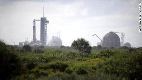 SpaceX launches first all-camper crew into orbit