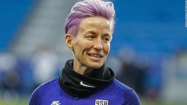 Megan Rapinoe, other women athletes back abortion rights at US Supreme Court