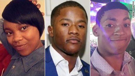These Families of Missing Black People Disappointed at Not Getting a Response to Their Cases