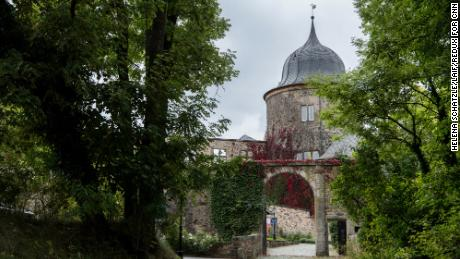 """Sababurg Castle is said to have inspired the Grimm Brothers' fairy tale """"Sleeping Beauty."""""""