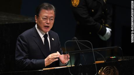 North Korea says South Korea's call to declare an end to Korean War is premature