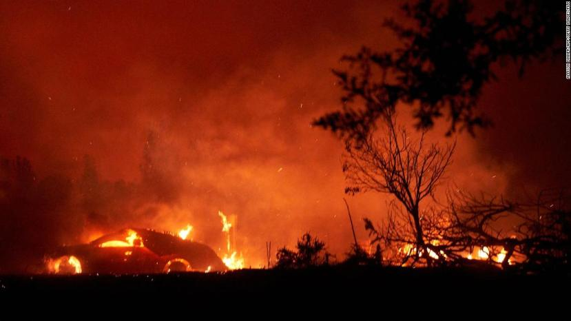 PG&E charged with manslaughter over 2020 Zogg…