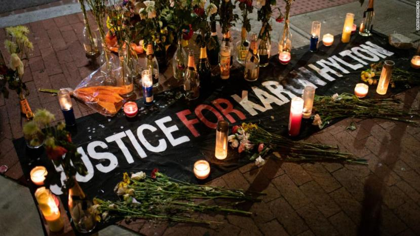 Washington, DC, police officer charged with murder…