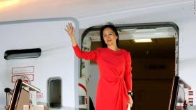 Huawei executive Meng Wanzhou hailed as hero upon return to China - CNN