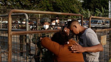 Ecuador will pardon thousands of prisoners after deadly prison riot