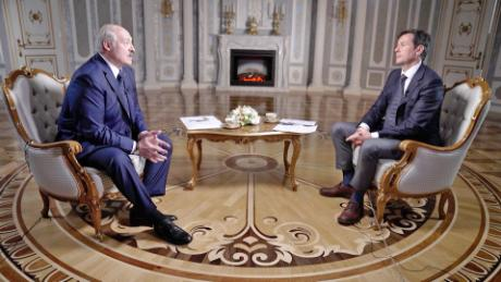 Transcript: CNN interview with Belarusian leader Alexander Lukashenko