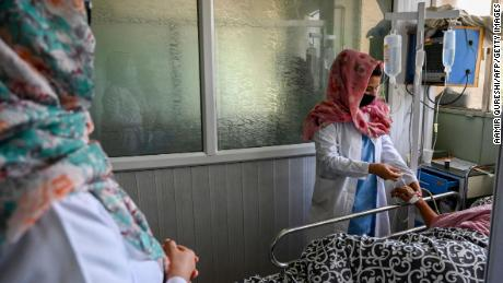 'Basic things are just not there': Health care collapse in Afghanistan threatens lives of millions as winter approaches