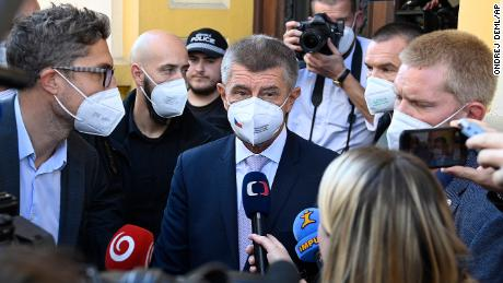 Czech Prime Minister Andrej Babiš's populist party loses grip on power in nail-bitingly close election