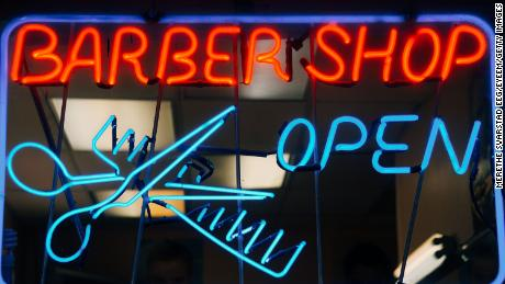 New York barbershops and salons are open. That doesn't mean business as usual