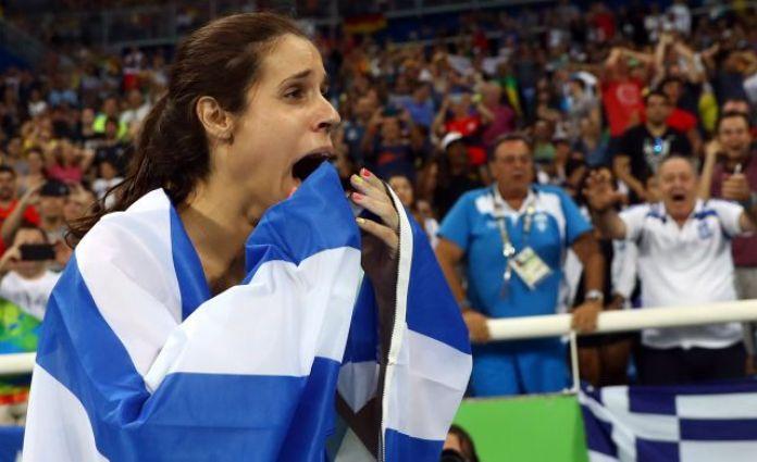 Αποτέλεσμα εικόνας για ολυμπιονίκες 2016