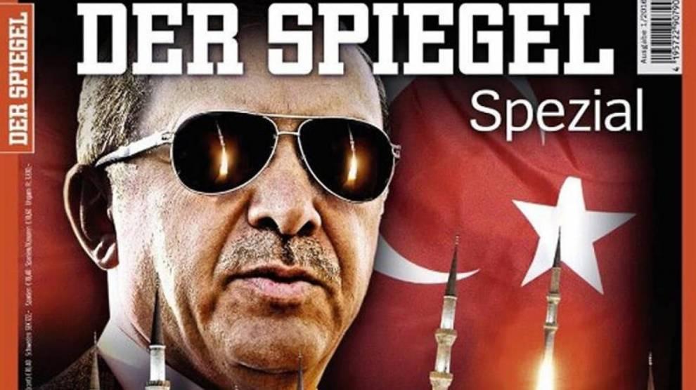 Το Der Spiegel παρουσιάζει τον Ερντογάν ως δικτάτορα – αντιδράσεις από την Τουρκία