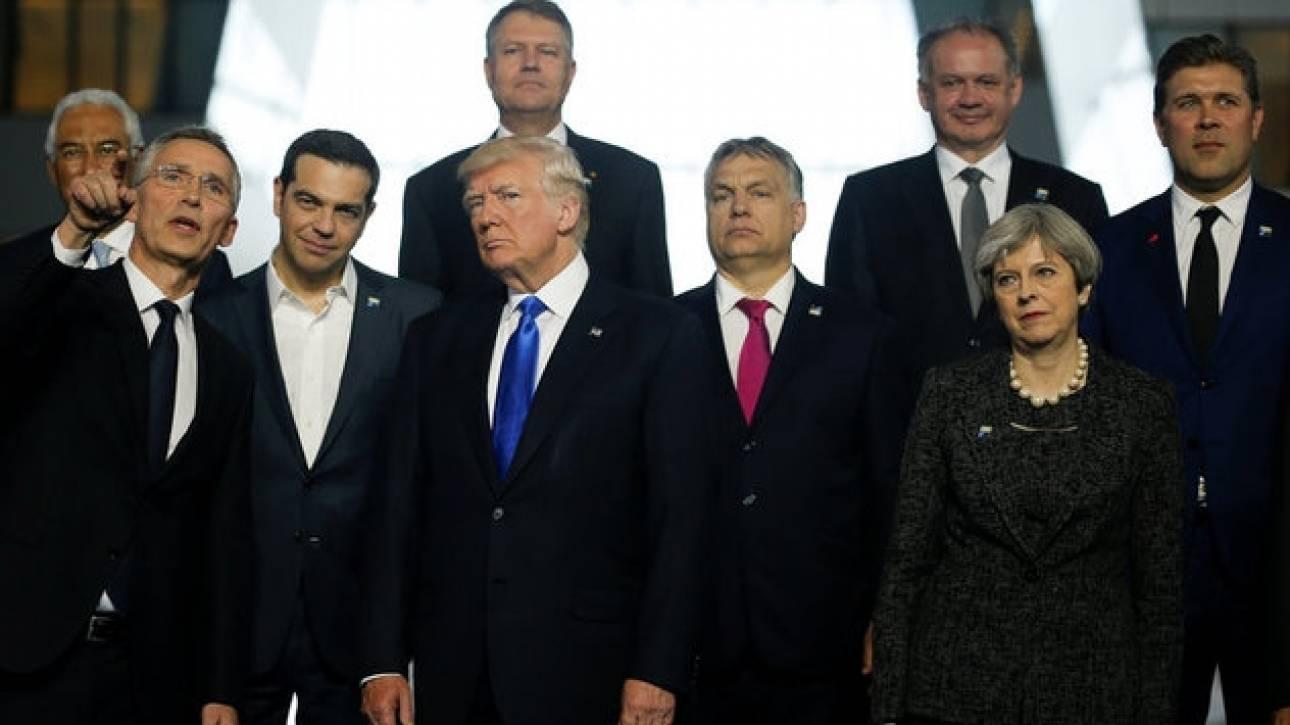 Δεσμεύσεις του Αλέξη Τσίπρα στο ΝΑΤΟ: Θα πληρώνουμε το 2% του ΑΕΠ, θα συμμετέχουμε ενεργά σε αποστολές και δράσεις!