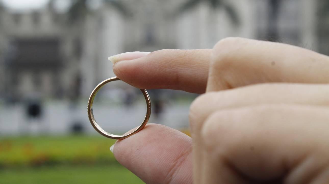 Πολίτες από 60 διαφορετικές χώρες παντρεύτηκαν στο Δημαρχείο Θεσσαλονίκης κατά τα έτη 2012-2017