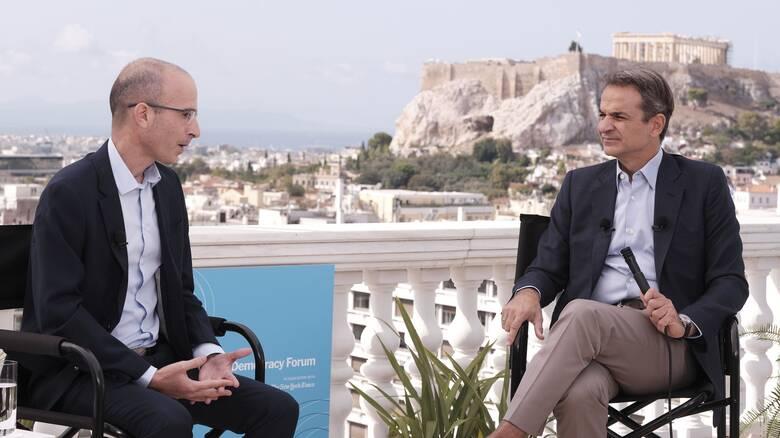 Μητσοτάκης: Σχεδόν αδιανόητο να πάμε σε δεύτερο γενικό lockdown - CNN.gr